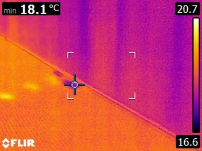 thermal home inspection